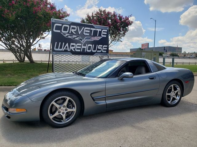2004 Chevrolet Corvette Coupe Auto, CD, Tasteful Mods, Chrome Wheels 53k