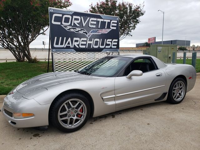 2004 Chevrolet Corvette Z06 Hardtop Manual, CD Player, Z06 Alloys Only 80k