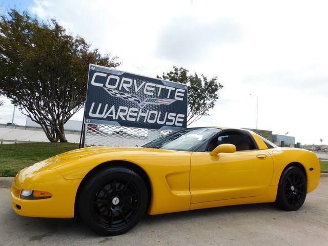 2004 Chevrolet Corvette Coupe 1SB Pkg, Auto, HUD, Tasteful Mods, NICE