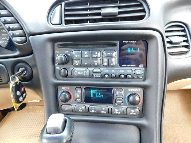 2004 Chevrolet Corvette Coupe 1SB Pkg, Auto, HUD, Tasteful Mods, NICE in Dallas, Texas 75220