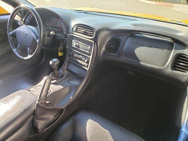 2004 Chevrolet Corvette Z06 Hardtop, Manual, CD, HUD, Z06 Alloy Wheels 68k in Dallas, Texas 75220