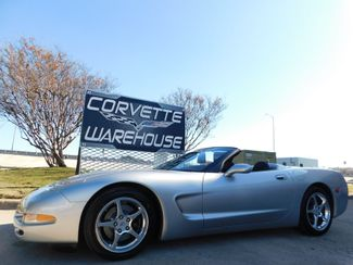 2004 Chevrolet Corvette Convertible 1SB, F55, Auto, Polished Wheels 42k in Dallas, Texas 75220