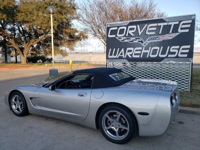 2004 Chevrolet Corvette Convertible 1SB Pkg, Corsa, Polished Wheels 50k in Dallas, Texas 75220