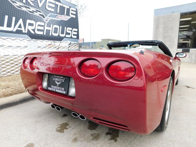 2004 Chevrolet Corvette Convertible HUD, F55, 6-Speed, Magnesiums 78k in Dallas, Texas 75220