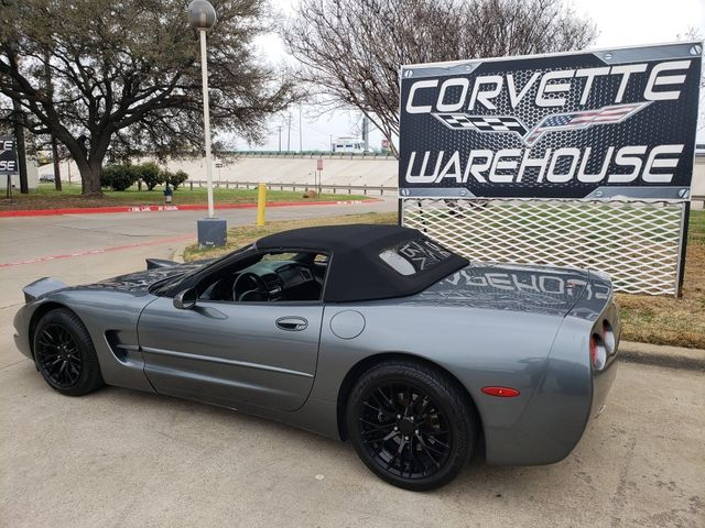 2004 Chevrolet Corvette Convertible Auto, 1SB, NAV, F55, Blk Alloys 166k in Dallas, Texas 75220