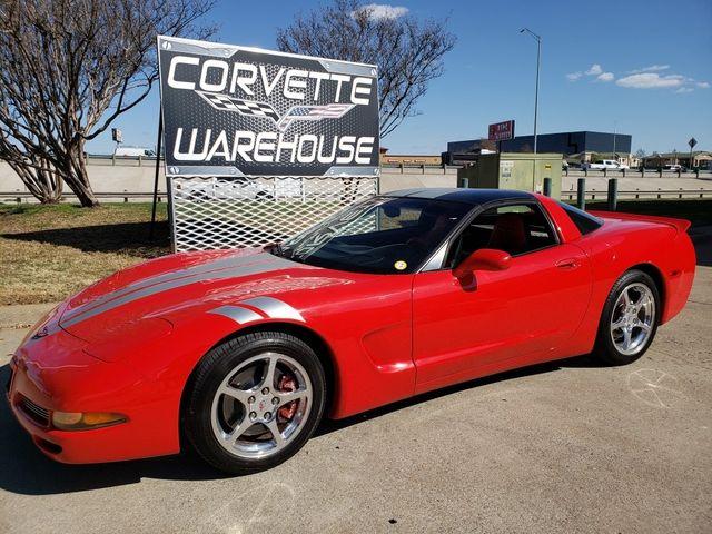 2004 Chevrolet Corvette Coupe HUD, Glass Top, Auto, Polished Wheels 84k