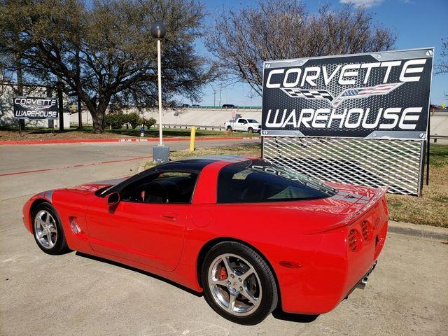 2004 Chevrolet Corvette Coupe HUD, Glass Top, Auto, Polished Wheels 84k in Dallas, Texas 75220