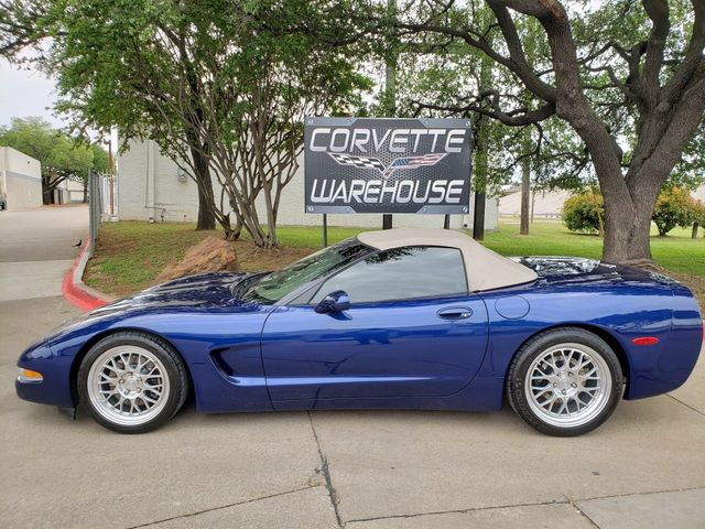 2004 Chevrolet Corvette Commemorative Convertible 6-Speed, Only 49k in Dallas, Texas 75220