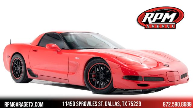 2004 Chevrolet Corvette Z06 with Upgrades in Dallas, TX 75229