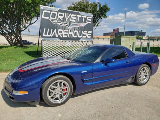 2004 Chevrolet Corvette Commemorative Edition Z06, Only 17k in Dallas, Texas 75220