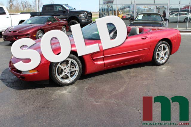 2004 Chevrolet Corvette  | Granite City, Illinois | MasterCars Company Inc. in Granite City Illinois