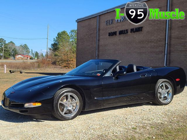 2004 Chevrolet Corvette Z51 Convertible in Hope Mills, NC 28348