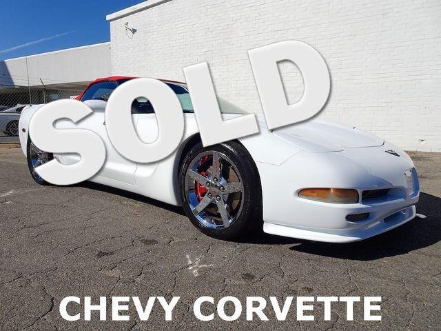 2004 Chevrolet Corvette Base Madison, NC