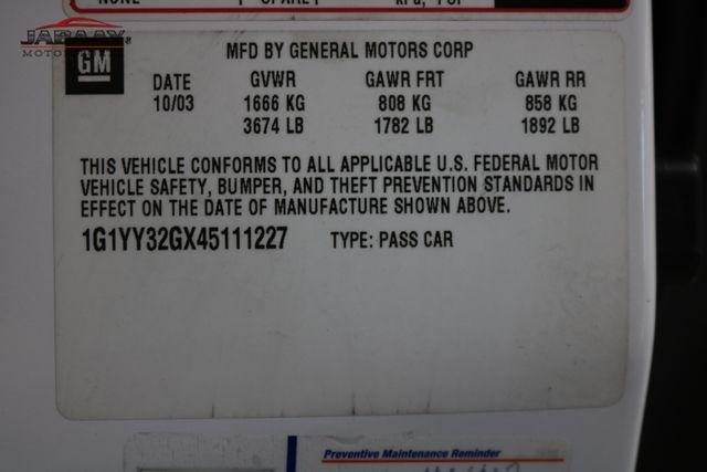 2004 Chevrolet Corvette Merrillville, Indiana 48