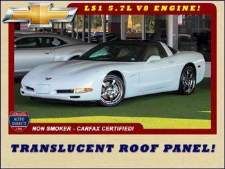 2004 Chevrolet Corvette UPGRADED CHROME WHEELS - TRANSLUCENT TOP! Mooresville , NC