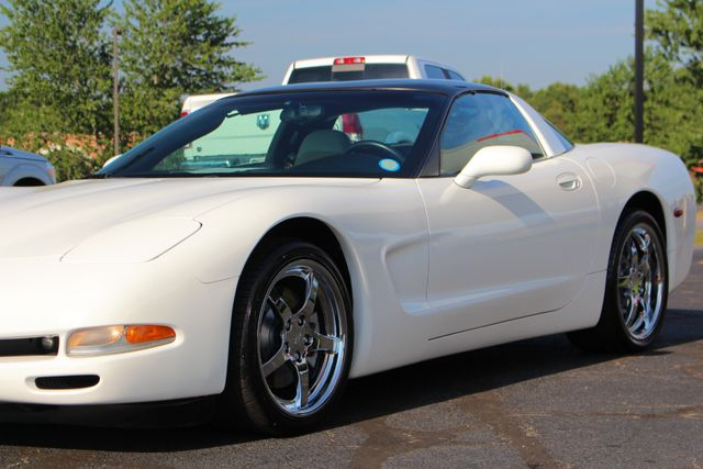 2004 Chevrolet Corvette UPGRADED CHROME WHEELS - TRANSLUCENT TOP! Mooresville , NC 23