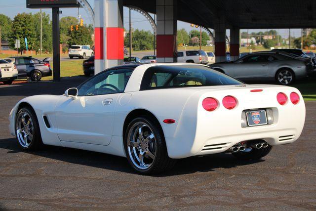 2004 Chevrolet Corvette UPGRADED CHROME WHEELS - TRANSLUCENT TOP! Mooresville , NC 21