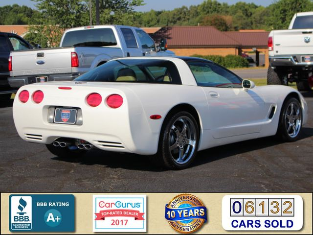2004 Chevrolet Corvette UPGRADED CHROME WHEELS - TRANSLUCENT TOP! Mooresville , NC 2