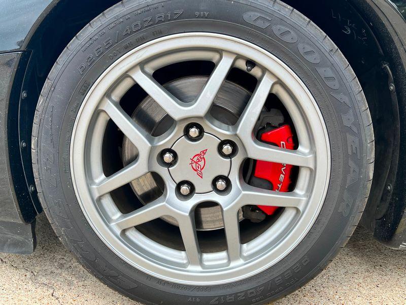 2004 Chevrolet Corvette Z06 6-SPD MANUAL PERF HANDLING PKG VERY NICE in Rowlett, Texas