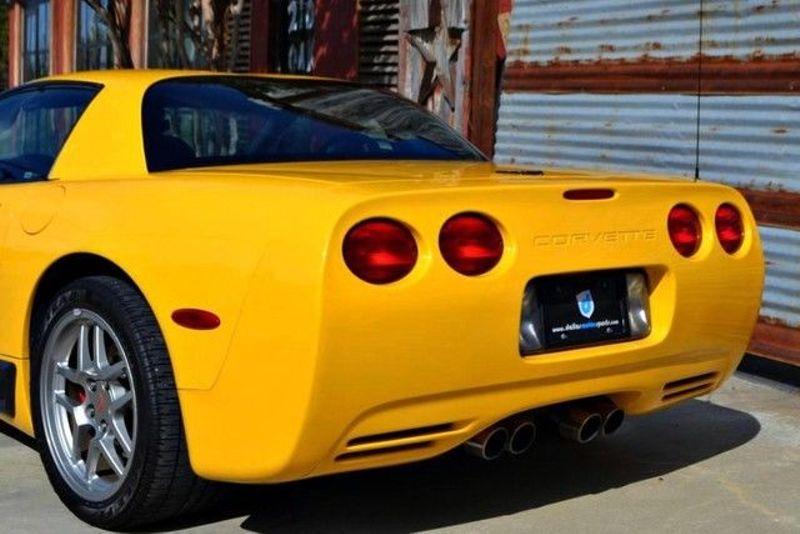 2004 Chevrolet Corvette Z06  city TX  Dallas Motorsports  in Wylie, TX