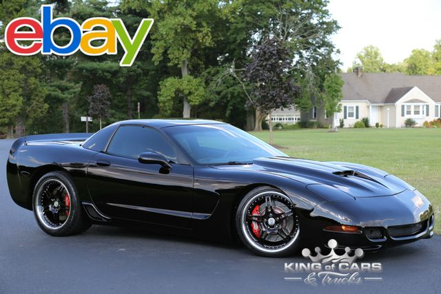 2004 Chevrolet Corvette Z06 427 TWIN TURBO 972HP 7K ACTUAL MILES 972HP