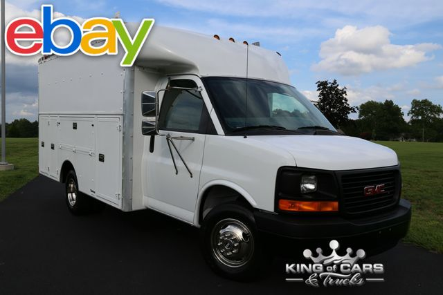2004 Chevrolet Express 3500 DRW UTILITY SERVICE 69K MILES 1-OWNER WOW in Woodbury, New Jersey 08093