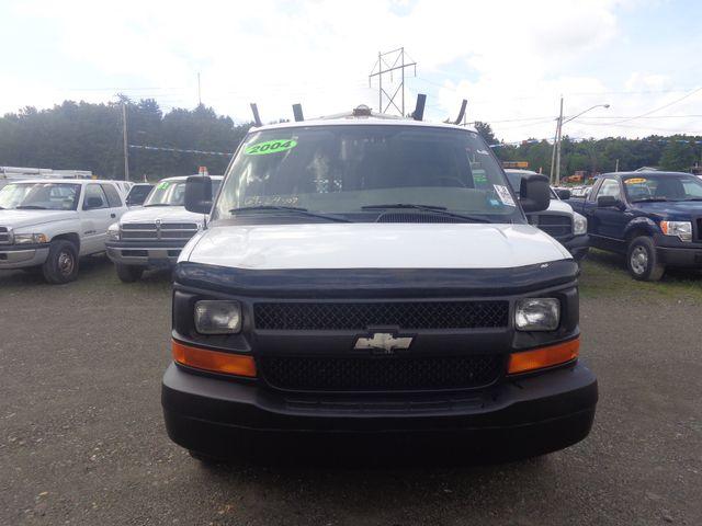 2004 Chevrolet Express Cargo Van Hoosick Falls, New York 1