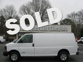2004 Chevrolet Express Cargo Van Richmond, Virginia