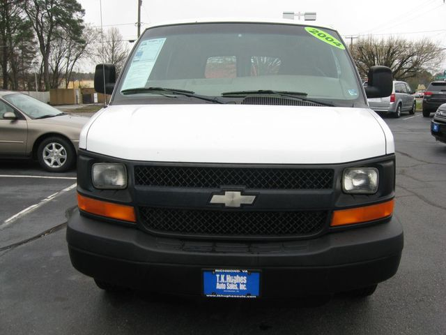 2004 Chevrolet Express Cargo Van Richmond, Virginia 2