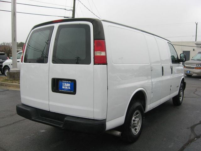 2004 Chevrolet Express Cargo Van Richmond, Virginia 5