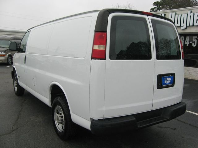 2004 Chevrolet Express Cargo Van Richmond, Virginia 7