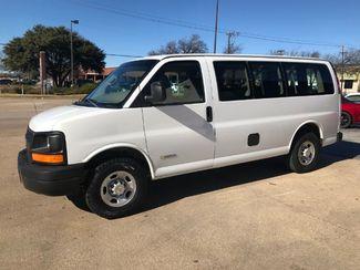 2004 Chevrolet Express Passenger 2500 in Addison, TX 75001