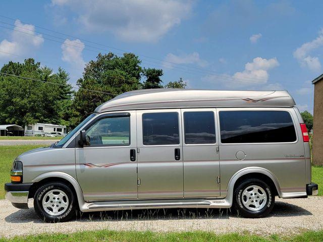 2004 Chevrolet Express Passenger Choo Choo Customs Conversion in Hope Mills, NC 28348
