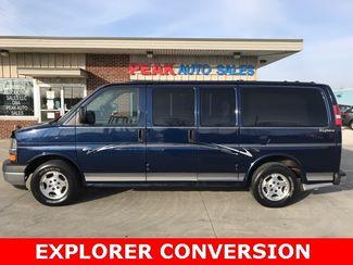 2004 Chevrolet Express Van G1500 Base in Medina, OHIO 44256