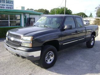 2004 Chevrolet EXT CAB 4X4 EXTENDED CAB 4X4  in Fort Pierce, FL