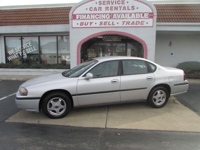 2004 Chevrolet Impala *SOLD