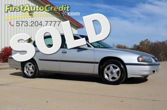 2004 Chevrolet Impala in Jackson MO, 63755