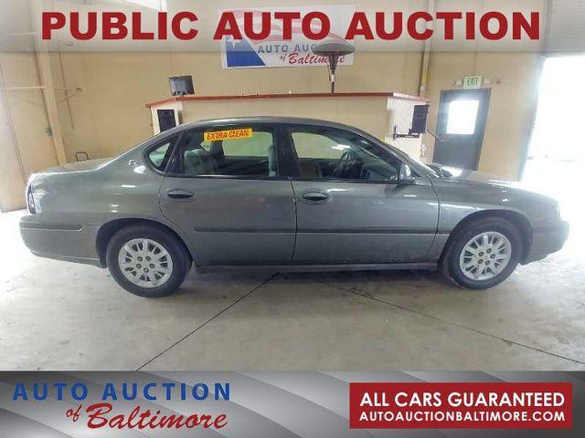 2004 Chevrolet Impala  | JOPPA, MD | Auto Auction of Baltimore  in Joppa MD