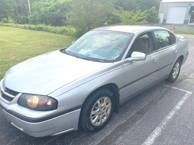 2004 Chevrolet-Low Miles! Drives Like New! Cold Ac! Impala Base