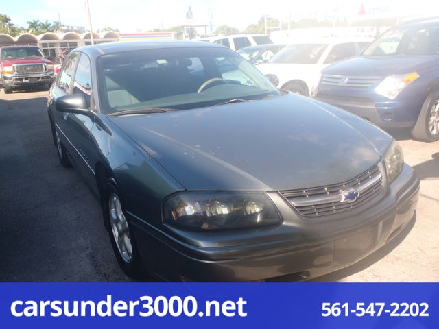 2004 Chevrolet Impala LS Lake Worth , Florida