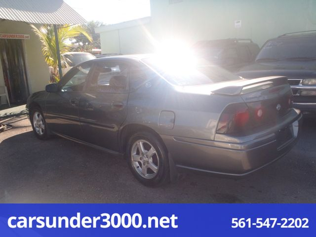 2004 Chevrolet Impala LS Lake Worth , Florida 2