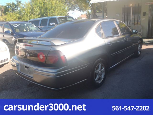 2004 Chevrolet Impala LS Lake Worth , Florida 3