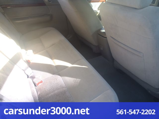 2004 Chevrolet Impala LS Lake Worth , Florida 7