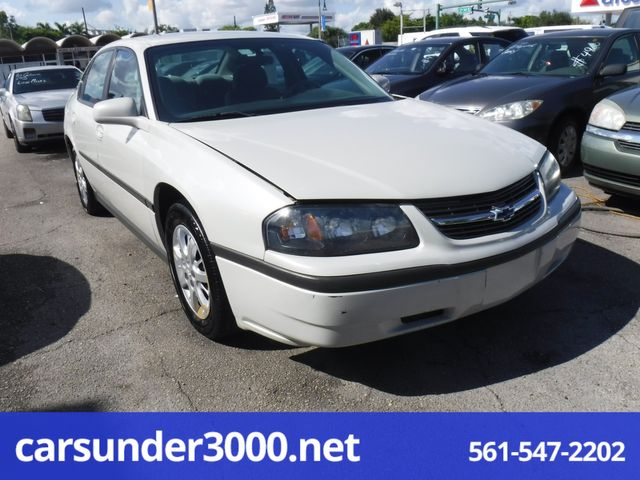 2004 Chevrolet Impala Lake Worth , Florida