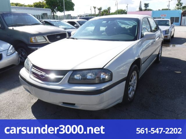 2004 Chevrolet Impala Lake Worth , Florida 1