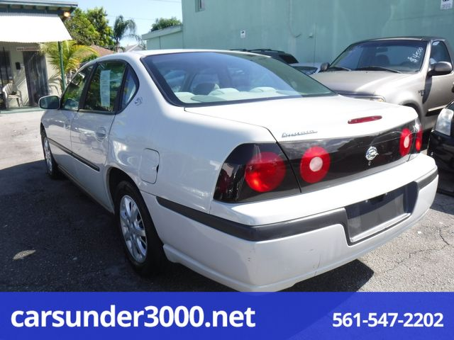 2004 Chevrolet Impala Lake Worth , Florida 2