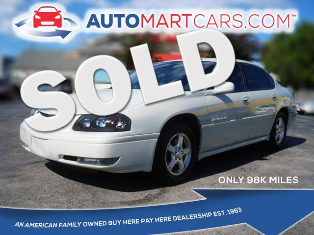 2004 Chevrolet Impala LS | Nashville, Tennessee | Auto Mart Used Cars Inc. in Nashville Tennessee