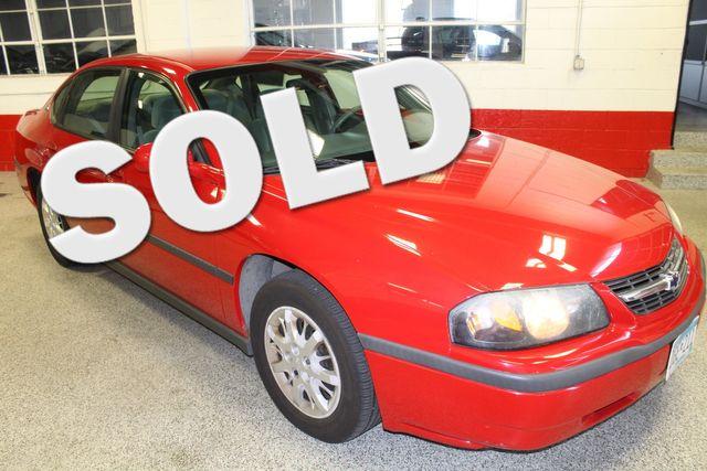 2004 Chevrolet Impala NEW TIRES, BRAKES, PERFECTLY SMOOTH Saint Louis Park, MN