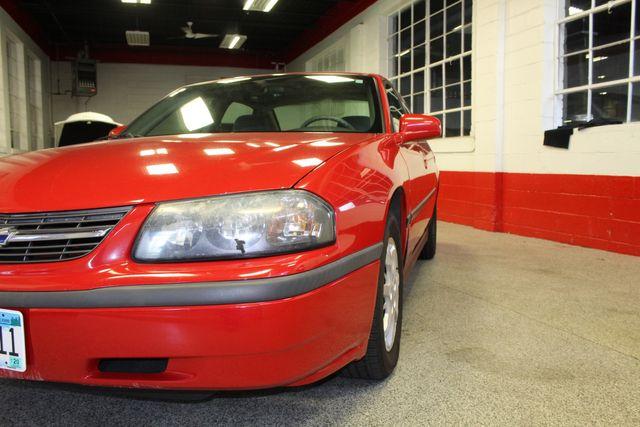 2004 Chevrolet Impala NEW TIRES, BRAKES, PERFECTLY SMOOTH Saint Louis Park, MN 14