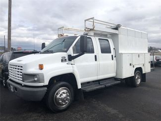 2004 Chevrolet Kodiak C4500  Crew Cab Utility Box Diesel We Finance | Canton, Ohio | Ohio Auto Warehouse LLC in Canton Ohio